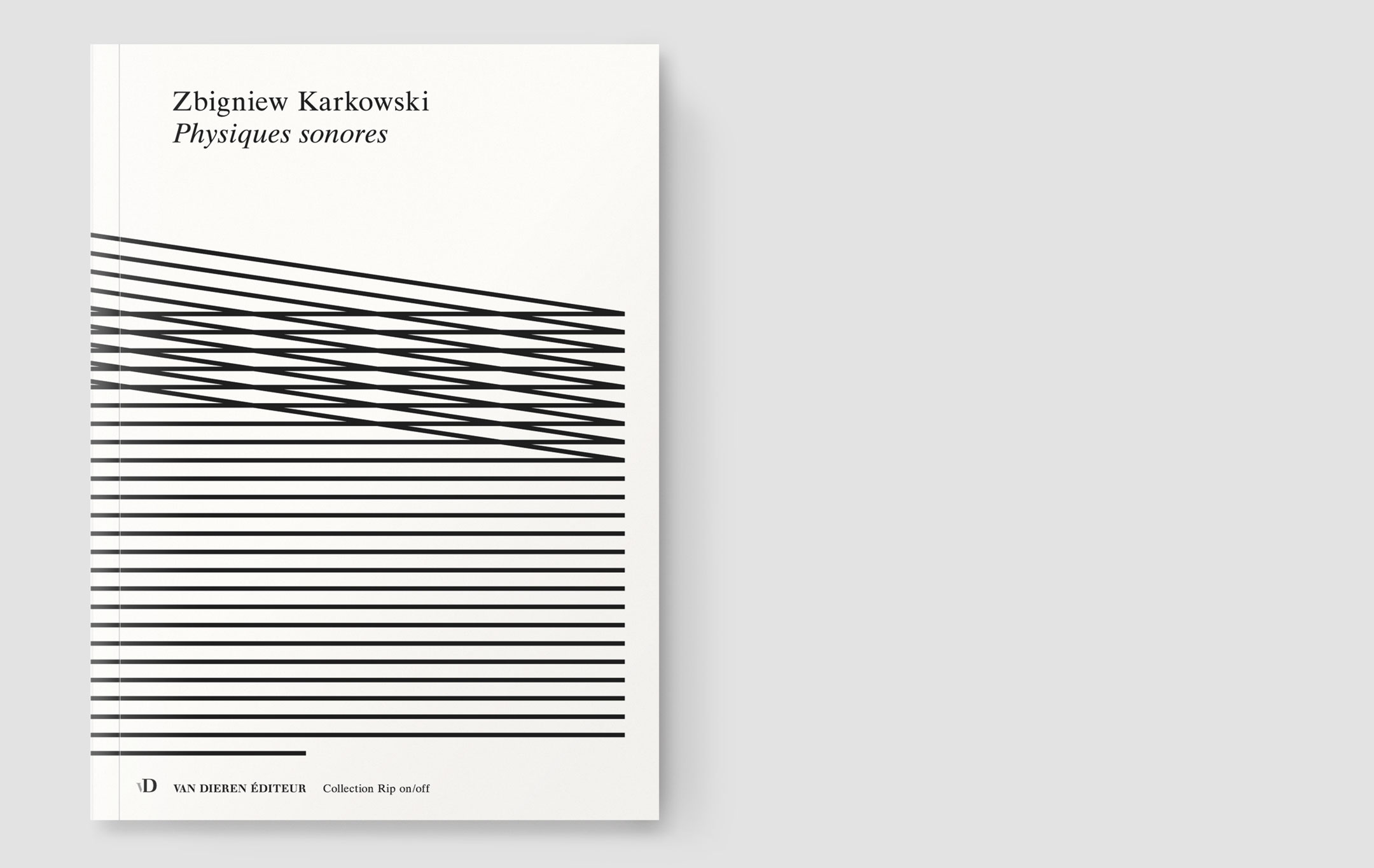 Zbigniew Karkowski, Physiques sonores