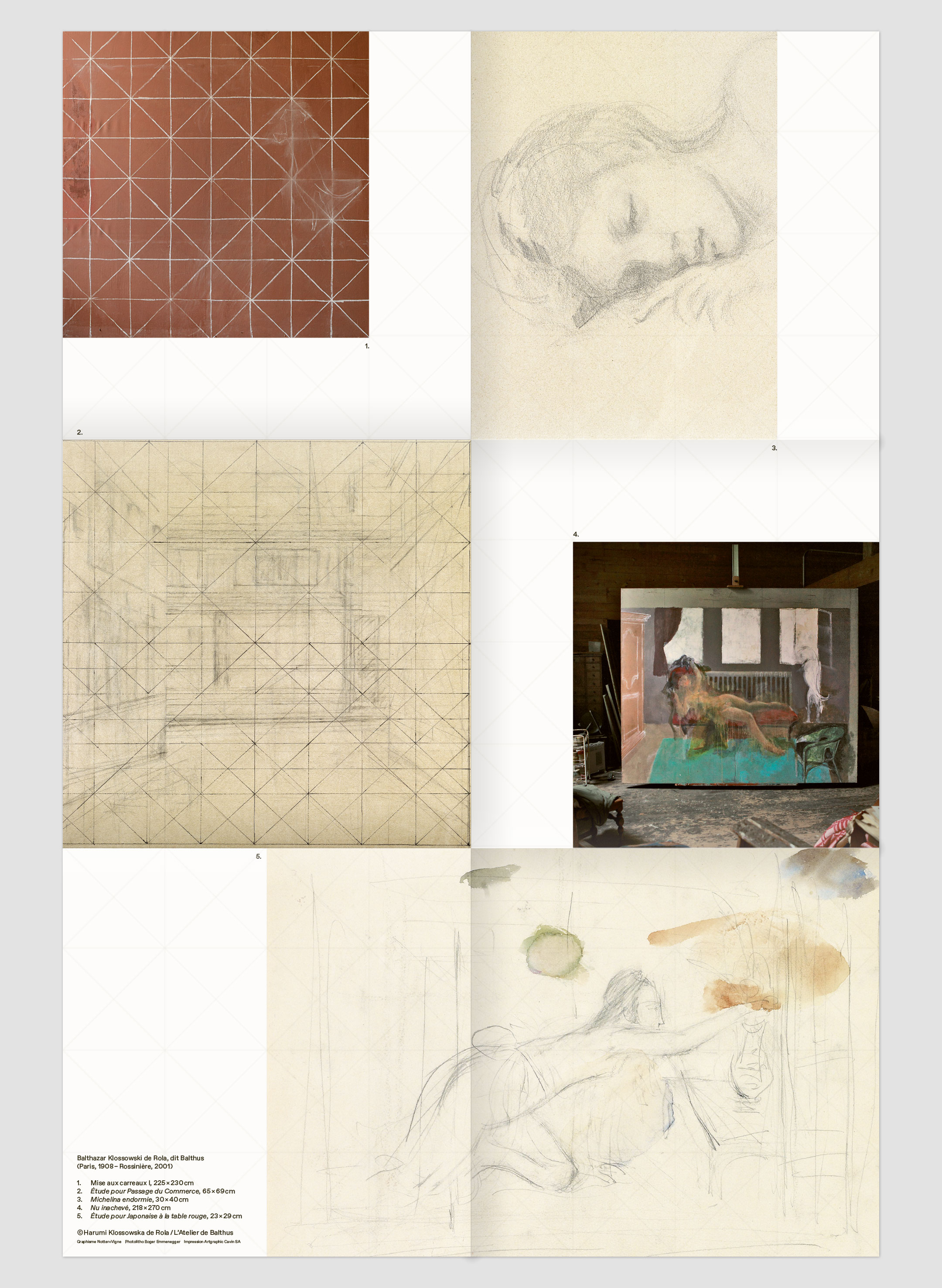 Balthus Unfinished