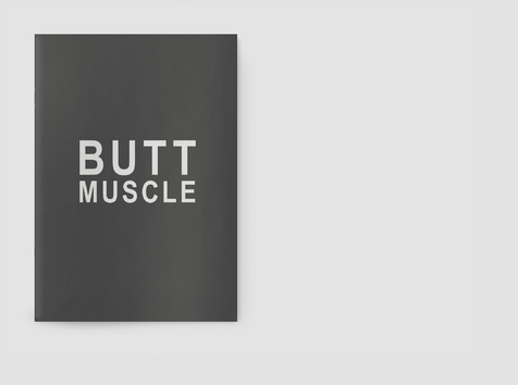 Butt Muscle zine